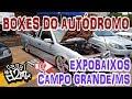 BOXES DO AUTÓDROMO EXPOBAIXOS CAMPO GRANDE/MS