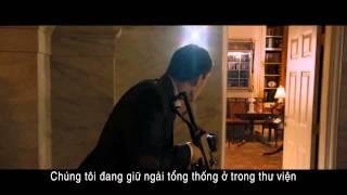 Giải cứu Nhà Trắng - White House Down - [Trailer #2 phụ đề Việt]