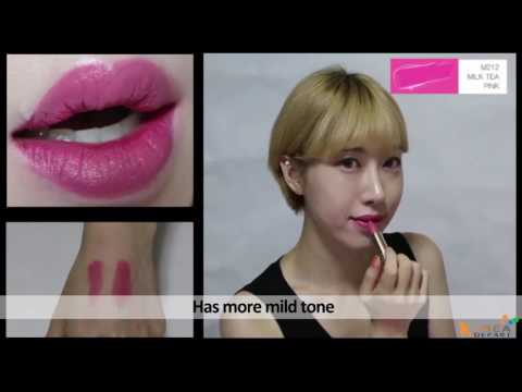 Hope Girl Milky Balm Real Color Lipstick