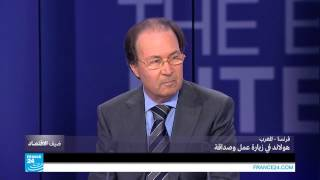 فرنسا - المغرب.. هولاند في زيارة عمل وصداقة
