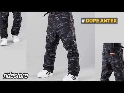 Pantaloni Da Snowboard Uomo Su Ridestore