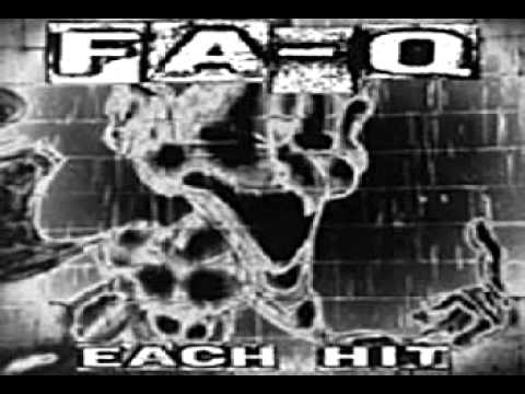 FA-Q - Leave Me Alone online metal music video by FA-Q