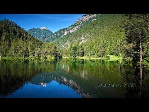 Tauchen im Fernsteinsee und Sameranger See