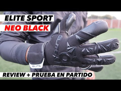 ELITE SPORT NEO BLACK | REVIEW + PRUEBA EN PARTIDO