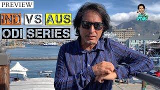 India vs Australia | Preview | ODI Series | Ramiz Speaks