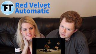 Red Velvet - Automatic [Reaction Video]