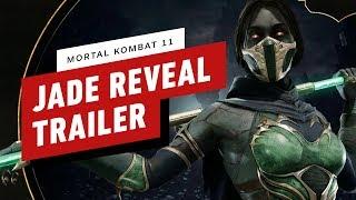 Mortal Kombat 11 - Jade Gameplay Reveal Trailer by IGN
