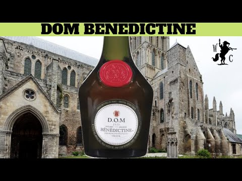 DOM Benedictine (Herbal) Liqueur