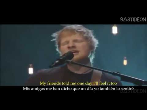 Ed Sheeran - Happier (Sub Español + Lyrics) (видео)
