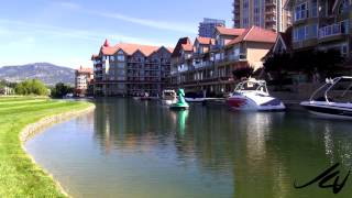 Kelowna (BC) Canada  city pictures gallery : Kelowna BC Canada Day 2014 July 1 - Getting an early start - YouTube
