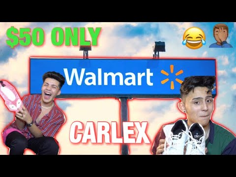 BUYING EACH OTHERS OUTFITS | WALMART EDITION