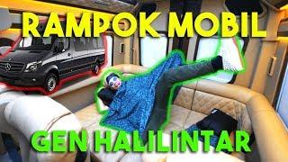 Video ATTA RAMPOK MOBIL GEN HALILINTAR !!! MP3, 3GP, MP4, WEBM, AVI, FLV Juni 2019