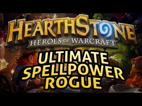 Totalbiscuit - TotalBiscuit brings you another unique deck. Decklist - http://www.hearthpwn.com/decks/72229-totalbiscuits-ultimate-spellpower-rogue Follow TotalBiscuit on T...