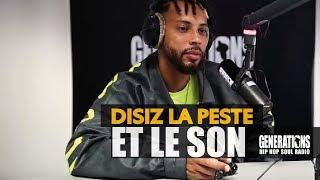 """DISIZ LA PESTE & """"LE SON"""" (Live des studios de Générations)"""
