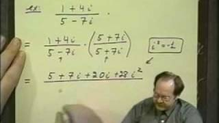 College Algebra - Lecture 5 - More Numbers And Geometry