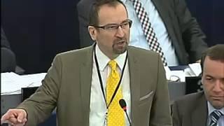József Szájer speech on Plenary Session – Strasbourg – 12.02.2013.