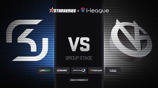 SK vs VG.Flash, map 3 train, StarSeries i-League Season 5 Finals