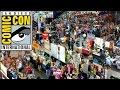 San Diego Comic Con 2016 Tour