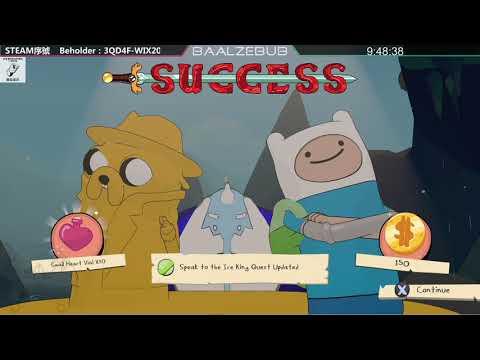 PS4:探險活寶:海盜的英雄寶典 Adventure Time: Pirates Of The Enchiridion Part 1