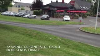 Senlis France  city photos gallery : Senlis Supercharger, France