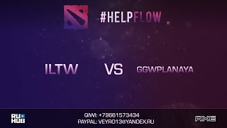 ILTW vs GGwpLanaya, Flow Tournament 1x1, game 1 [Adekvat, Smile]