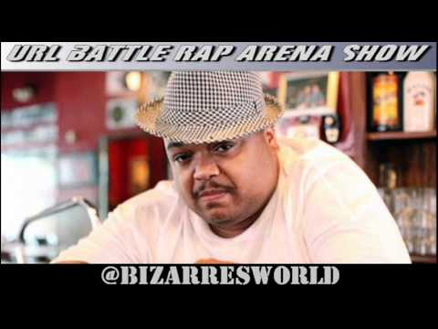 URL Battle Rap Arena: Bizarre Comes On And Speaks On NOME 2, Also Says MsFit Can Get IT