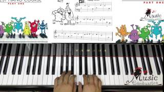 Download Lagu Page 24 Funny Faces JOHN THOMPSON'S EASIEST PIANO COURSE PART 1 Mp3
