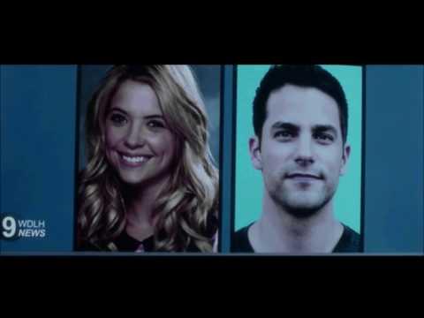 Hanna & Caleb || Исчезла || PLL (видео)