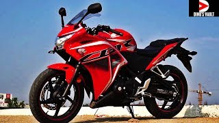 8. 2018 Honda CBR250R First Ride Review Exhaust note #Bikes@Dinos