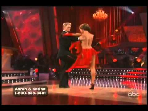 Sandor & Parissa's Argentine Tango Choreographies for ABC's DWTS Seasons 8 & 9