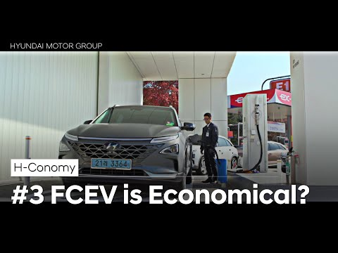 [H-Conomy] Are Fuel Cell Electric Vehicles Economical?