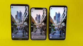 iPhone X Unboxing + Hands On (Photo Comparison Vs Huawei, LG, Samsung)
