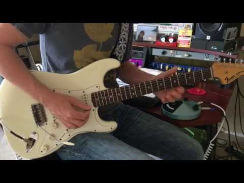 Jimi Hendrix Third Stone from the Sun Guitar Lesson by Emerson Swinford