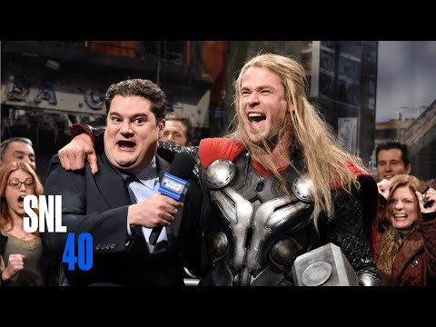 Video Avengers News Report - SNL download in MP3, 3GP, MP4, WEBM, AVI, FLV January 2017