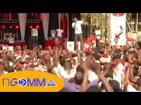 Swaggerific Kenya at KICC - BAROMETER GAUGE ILIKUA JUU TU SANA.