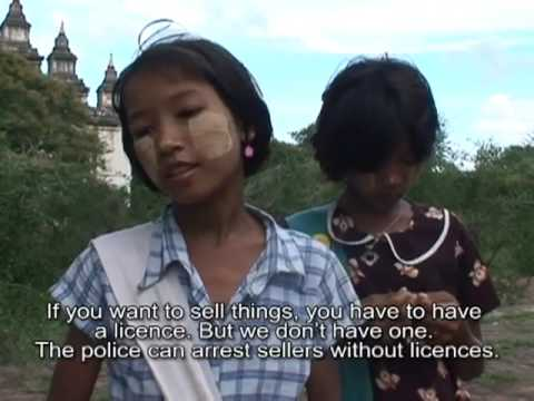 Bagan Girls (English version):  DVBYV full coverage on life Burmese girls in Bagan. This is in English version.