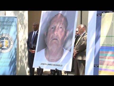 "Ex-cop Joseph James DeAngelo arrested, ID'd as ""Golden State Killer"""