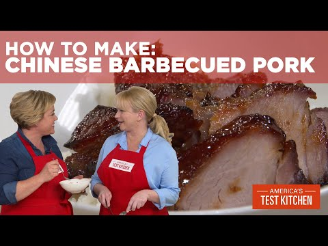How to Make Chinese Barbecued Pork