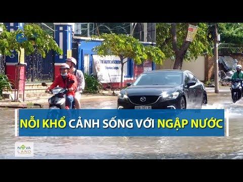 Sống chung với nước: nỗi khổ của dân đường Nguyễn Văn Hưởng, Quận 2   CAFELAND