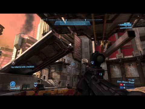 preview-Halo: Combat Evolved Anniversary \'TGS 2011 Breakneck\' Trailer (GameZoneOnline)