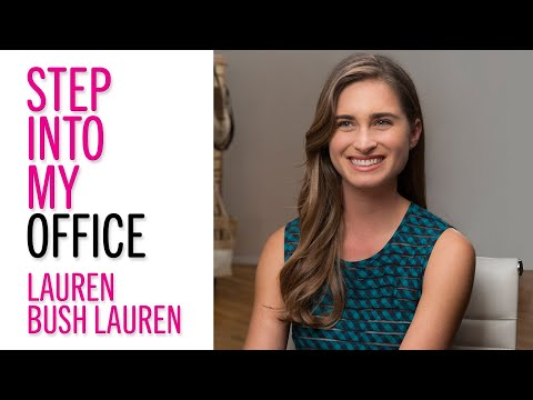How to Create a Job You'll Actually Love: Advice From Model Turned Entrepreneur Lauren Bush Lauren