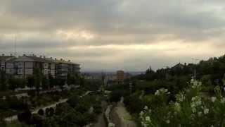 Amanecer en Barbastro | Time lapse Gopro