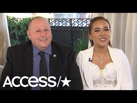 '90 Day Fiancé': David & Annie Toborowsky Reveal If They Want Kids In The Next 5 Years | Access