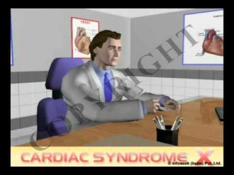 Health Video on Sydrome X (Cardiac)