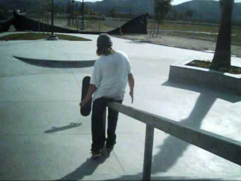 Cody's day at fillmore skatepark