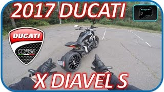 2. 2017 Ducati XDiavel S - Test Ride Review