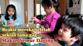 Video SETELAH SEKIAN LAMA GAG MASAK SEMUR DAGING 😄👍 MP3, 3GP, MP4, WEBM, AVI, FLV Juli 2019