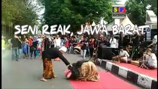 Seni Reak Kesenian Rakyat Sunda, Jawa Barat