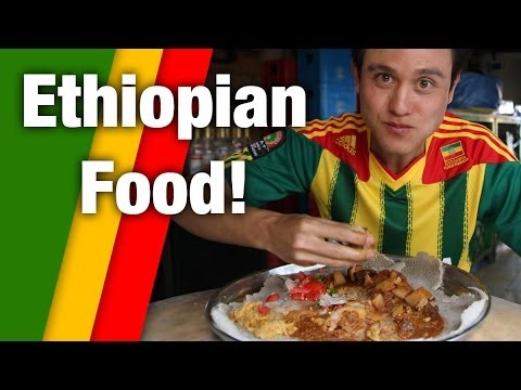 Irresistible Ethiopian Food - Tasty Meat Platter! on KEFET.COM