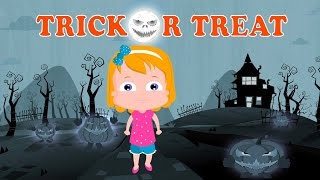 Trick Or Treat | A Halloween Game By Umi Uzi